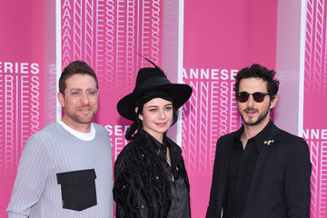 "Moshe Ashkenazi ""Miguel"" and ""Undercover"" Pink Carpet Arrivals - The 1st Cannes International Series Festival"
