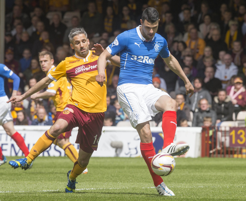 motherwell vs rangers - photo #9