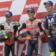 Valentino Rossi and Cal Crutchlow Photos