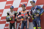 Valentino Rossi Marc Marquez Photos Photo
