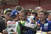 Valentino Rossi and Cal Crutchlow Photos Photo