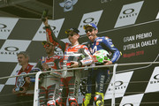 Valentino Rossi Jorge Lorenzo Photos Photo