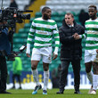 Moussa Dembele Celtic vs. Greenock Morton - Scottish Cup Quarter Final