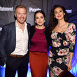 Mozhan Marno Entertainment Weekly & People New York Upfronts Party 2018 - Inside