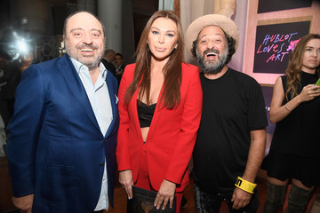 Mr. Brainwash Hublot Collectors Dinner Co-Hosted By Philippe Starck