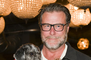 Dean McDermott attends the Much Love Animal Rescue 3rd Annual Spoken Woof Benefit at Microsoft Lounge on October 17, 2019 in Culver City, California.