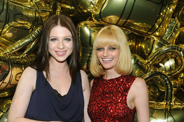 Lydia Hearst Michelle Trachtenberg Mulberry Celebrates Its 40th Anniversary