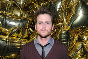 Jared Followill of Kings of Leon attends the Mulberry 40th Anniversary celebration on the Rooftop at Skylight West on September 12, 2011 in New York City.