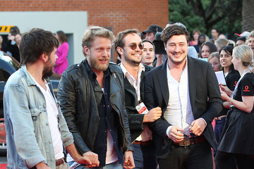 Mumford and Sons 2012 Vodafone New Zealand Music Awards - Arrivals