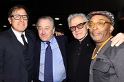 Spike Lee and Robert De Niro Photos Photo