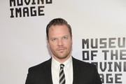 Actor Jim Parrack attends Museum Of The Moving Image 30th Annual Salute honoring Warren Beatty at 583 Park Avenue on November 2, 2016 in New York City.
