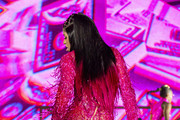 Cardi B performs on day 1 of Music Midtown at Piedmont Park on September 14, 2019 in Atlanta, Georgia.