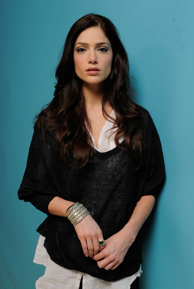 Actress Janet Montgomery poses for a portrait during the 2011 Sundance Film Festival at The Samsung Galaxy Tab Lift on January 23, 2011 in Park City, Utah.