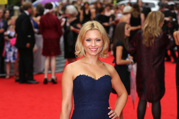 Myanna Buring BAFTA Celebrates 'Downton Abbey' - Red Carpet Arrivals