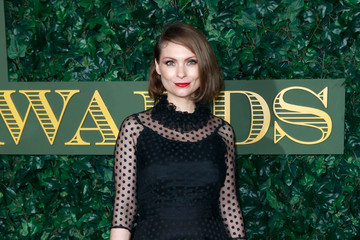 Myanna Buring The London Evening Standard Theatre Awards - Red Carpet Arrivals