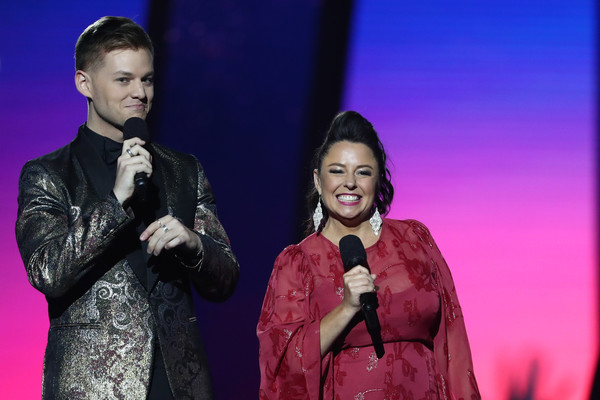 Image result for Joel Creasey and Myf Warhurst