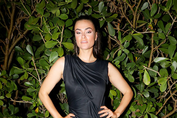 Myla Dalbesio Legends Spirits Celebrates The Swim Week Kick-Off Party Hosted By W South Beach x Sports Illustrated