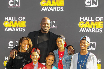 """Myles O'Neal 3rd Annual Cartoon Network's """"Hall Of Game"""" Awards - Arrivals"""
