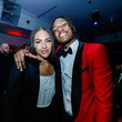 Myles Turner The Players' Tribune + Heir Jordan Host Players' Night Out At The Royale Party At Bounce Sporting Club In Chicago