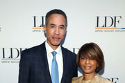 Charles and Karen Phillips attend the NAACP LDF 32nd National Equal Justice Awards Dinner at The Ziegfeld Ballroom on November 1, 2018 in New York City.