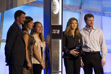 Kerry Earnhardt NASCAR Hall of Fame Induction