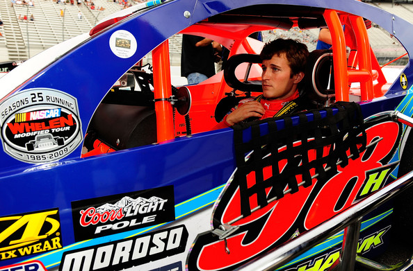 William of wales whelen modified tour for Bristol motor speedway tours