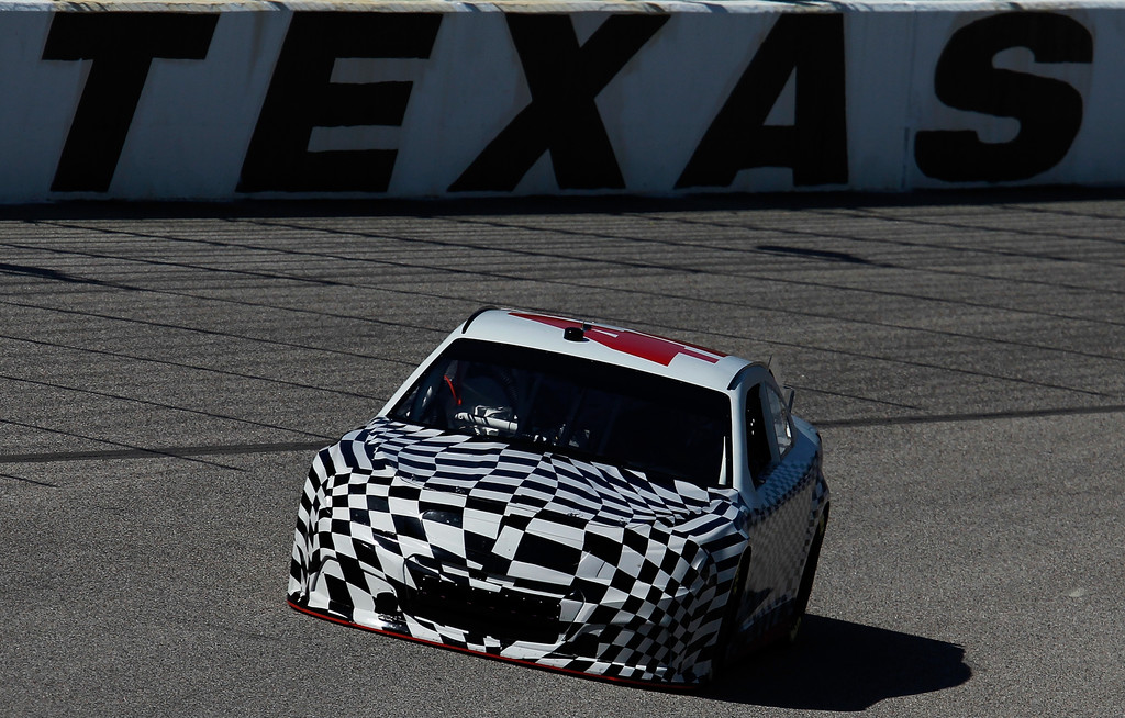 Nascar testing texas motor speedway zimbio for Nascar tickets for texas motor speedway