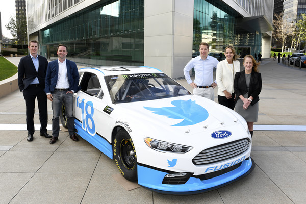 NASCAR And Twitter Announce A Livestream Partnership For 2018