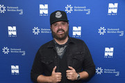 Randy Houser attends NASH FM 94.7's Up Close And Country at Hackensack Meridian Health Stage 17 on January 15, 2019 in New York City.
