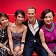 Michael Schumacher and Ruby Lin Photos