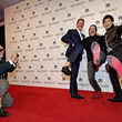 Jimmy Lin NAVYBOOT And Michael Schumacher Launch Limited Sneaker Edition Prior To Shanghai F1 Grand Prix