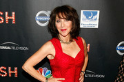 """Andrea Martin attends the NBC Entertainment & Cinema Society with Volvo premiere of """"Smash"""" at the Metropolitan Museum of Art on January 26, 2012 in New York City."""