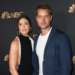 Mandy Moore and Justin Hartley Photos