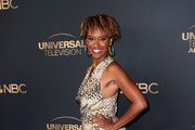 Ryan Michelle Bathe attends the NBC and Universal EMMY nominee celebration at Tesse Restaurant on August 13, 2019 in West Hollywood, California.
