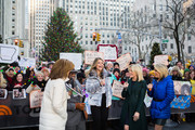 TODAY -- Pictured: Hoda Kotb, Al Roker, Savannah Guthrie, Megyn Kelly and Dylan Dreyer on Monday, December 11, 2017 --