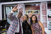TODAY -- Pictured: Al Roker, Sheinelle Jones, Dylan Dreyer and Fergie on Friday, September 22, 2017 --