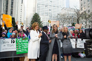 TODAY -- Pictured: Hoda Kotb, Savannah Guthrie, Al Roker and Dylan Dreyer on Monday, December 4, 2017 --
