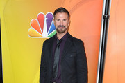 Lorenzo Lamas arrives at NBCUniversal's 2015 Winter TCA Tour - Day 2 at The Langham Huntington Hotel and Spa on January 16, 2015 in Pasadena, California.