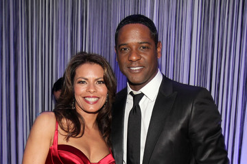 Blair Underwood Desiree Dacosta NBCUniversal/Focus Features Golden Globes Viewing And After Party Sponsored By Chrysler - Inside