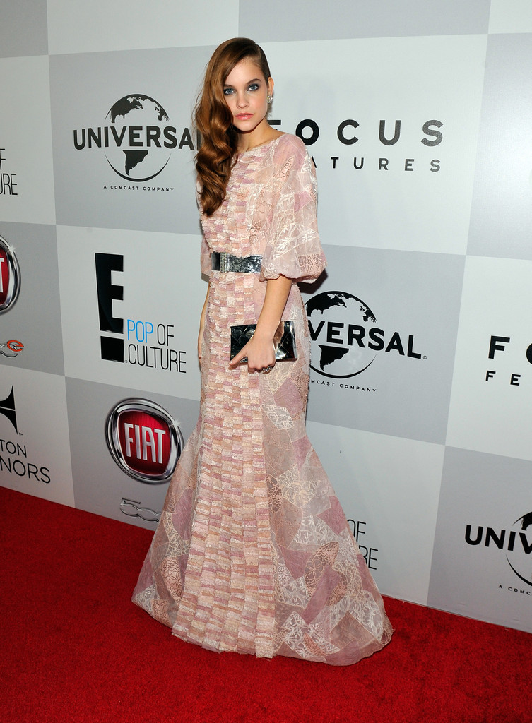 Barbara palvin photos photos nbcuniversal golden globes viewing and after party red carpet - Barbara palvin red carpet ...
