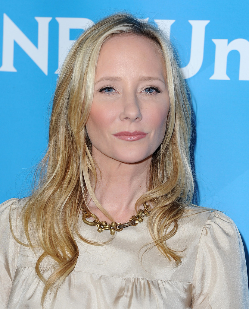 Anne Heche: Anne Heche In NBCUniversal's Winter TCA Tour: Day 1