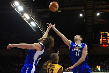 Nick Horvath NBL Finals - Wellington Saints v Waikato Pistons