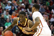 A.J. English and Monte Morris Photos Photo
