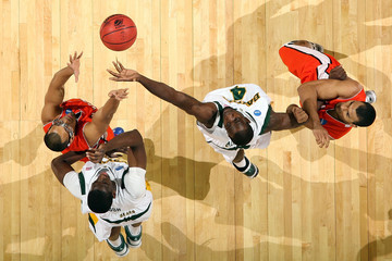 Gilberto Clavell NCAA Basketball Tournament - First Round - New Orleans