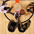 James Robinson and Patric Young Photos