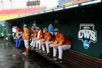 Cole Green NCAA College World Series - LSU v Texas - Game Two