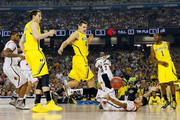 Mitch McGary and Nik Stauskas Photos Photo