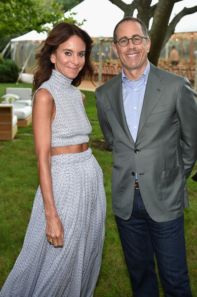 NET-A-PORTER Co-Hosts The GOOD+ Foundation's Hamptons Summer Dinner - Arrivals