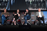 "Actors Jeff Pullman, Michelle Dockery, Creator/writer Scott Frank and executive producer Casey Silver attend #NETFLIXFYSEE For Your Consideration Event For ""Godless"" at Netflix FYSEE At Raleigh Studios on June 9, 2018 in Los Angeles, California."