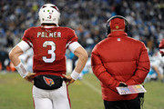 Carson Palmer and Bruce Arians Photos Photo